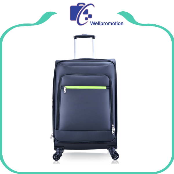 Elegant custom size wheeled eva storage suitcase