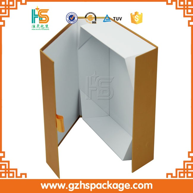 Luxury Retail Clothing/ Garment/ Shoes Packaging Box / Custom Foldable Box Printing Manufacturer