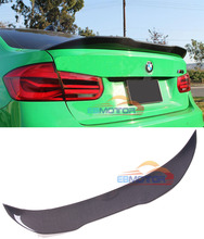 GTX Real Carbon Fiber Trunk Spoiler for F30 F80 M3 B432