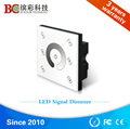 2 channels 86-style wall mounted led PWM5V signal dimmer