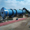 Small Single Drum Rotary Dryer For