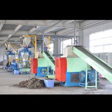 Best Performance New Technology Waste Tire Disposal Plant Rubber Powder Production Line