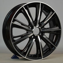 Wholesale aluminum alloy black wheel rim/car rim (ZW-S094)