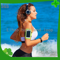 Waterproof neoprene phone armband for sports