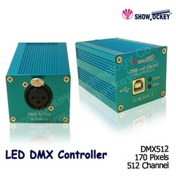 USB Data Cable Driver XP Stair Lighting USB DMX 512 Controller