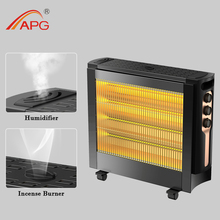 APG Portable Electric Home Quartz Heater