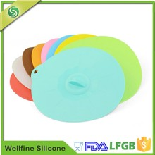 Reusable Flexible Bowl Suction Silicone Food Cover