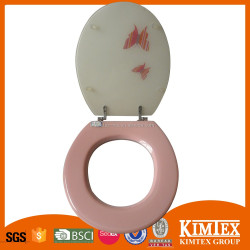 low price soft close smart toilet seat and resin sea shell toilet seat cover