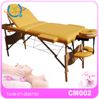 Wooden Commercial Light Weight Antique Earthlite Portable Massage Table