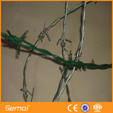 cheap high security fence/barbed wire security fence/electric security fence