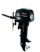 15HP Sail outboard motor 2 stroke engine