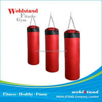 2014 new style Leather Punching bags with logo