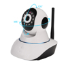 Hot Selling Night Vision H264 Wifi IP Camera with Cell Phone Monitor (White)