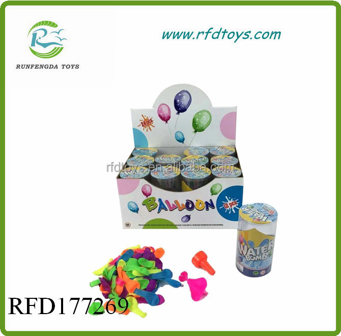 Kid toy sale 100pcs bomb water balloon