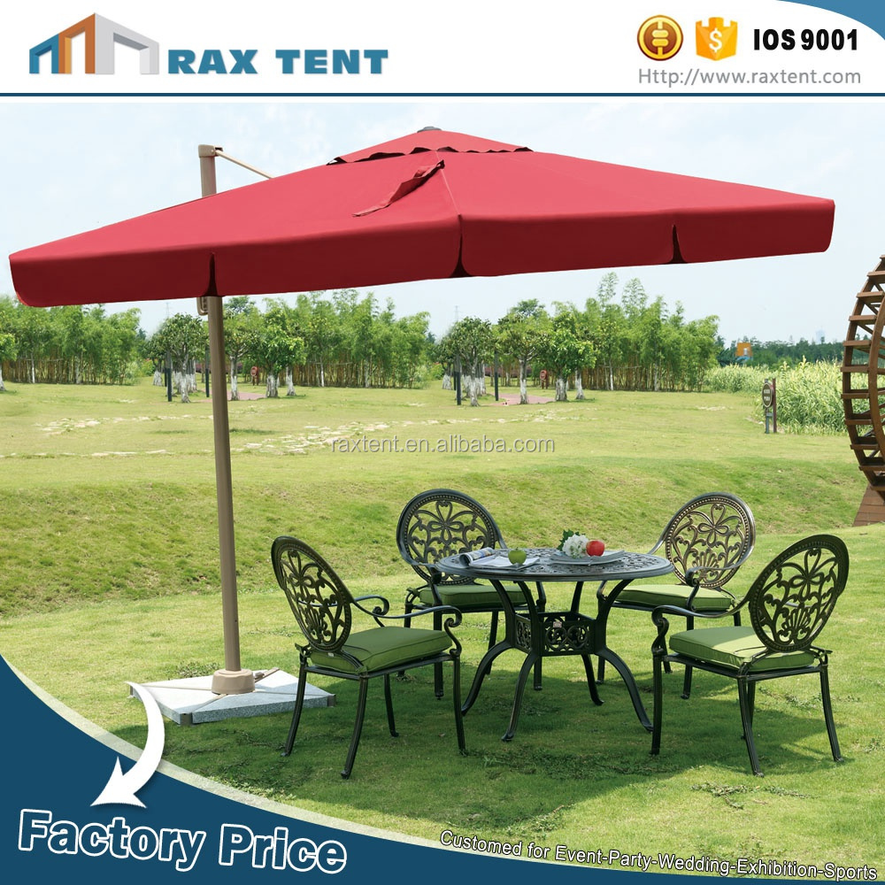 OEM manufacture cantilever patio umbrella