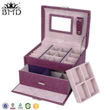 custom made rolling preserve jewelry case professional