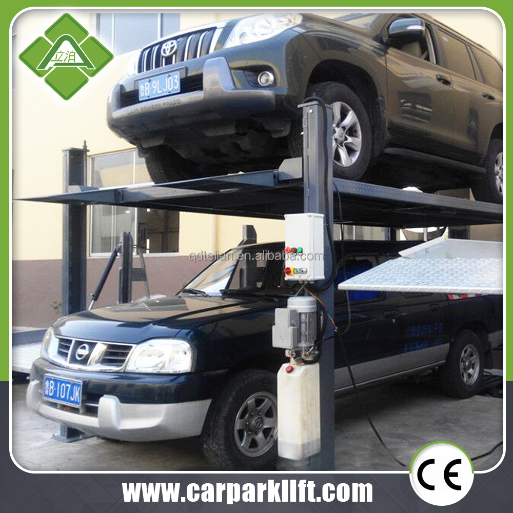Hydraulic Used Home Garage Car Lift For Sale With Ce Buy