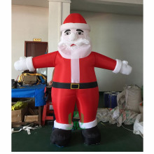 commercial cartoon character advertising inflatable mini air dancer with many kinds of style for sale