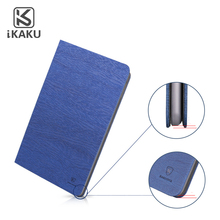 KAKU Wholesale tablet case stand flip leather case for ipad air