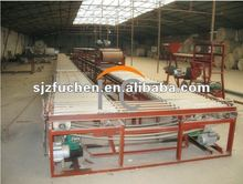 High quality gypsum ceiling board machinery