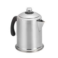 2017 New Product Stainless Steel 8-Cup Coffee Percolator