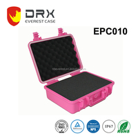 ABS Storage Carry Case with foam IP 68 Plastic equipment carrying cases