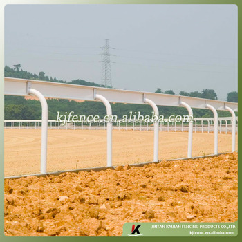 200mm flat rail PVC race rail