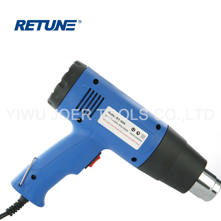 Hot Air Gun with Digital Display RT-888