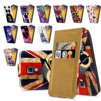 For Samsung Galaxy Note 3 Neo High Quality Print Flip PU Leather Case Cover Moible Phone Case