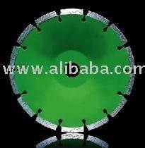 "Laser Welded ""Convex"" Saw Blades"