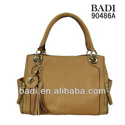 2013 elegant tote leather bags women bags lady leather handbags thailand