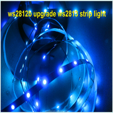 1M/2M/3M/4M 30LEDs Pixels WS2812B WS2811 WS2812 Individually Addressable SMD 5050 RGB LED upgrade5m/roll DC5V WS2813 30 LEDs/m