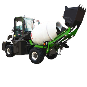 Low Price Construction Equipment self loading concrete mixer prices