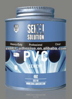 Humid Blue PVC Solvent Cement