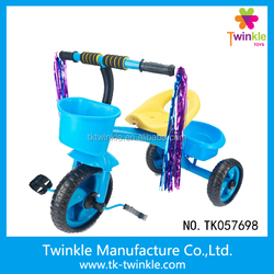 The latest lovely toy 3 wheeler baby pedal car