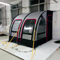 European caravan awning Best selling models car Awning for camping