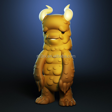 Making ECO-Friendly Blank Vinyl Figure/Custom made pvc Vinyl figure Factory/OEM Plastic Figure Toys