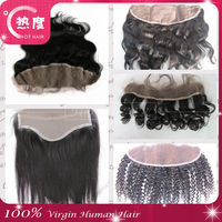 New product firstly issued!Body wave Brazilian virgin hair 13*4/13*6 Swiss lace frontal is made in China alibaba express!