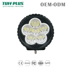 3.5 inch 18W Round Led Driving Light Flood/Spot Type Work Light for Tractor Trucks ATV