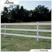 FENTECH High Quality Flexible Horse Racing Fence