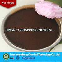 Hot Sale!! yellow brown powder calcium lignin sulfonate used as ceramic binder market