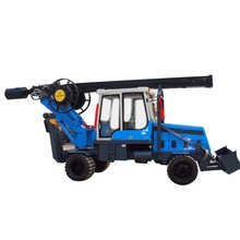 YG 20m depth portable borehole drilling machine with good quality quotation