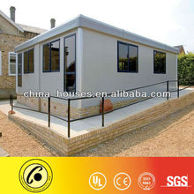 prefabricated house canada