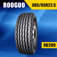 China Tyre Factory Wholesale Truck Tyres 385/65R22.5 For Sale