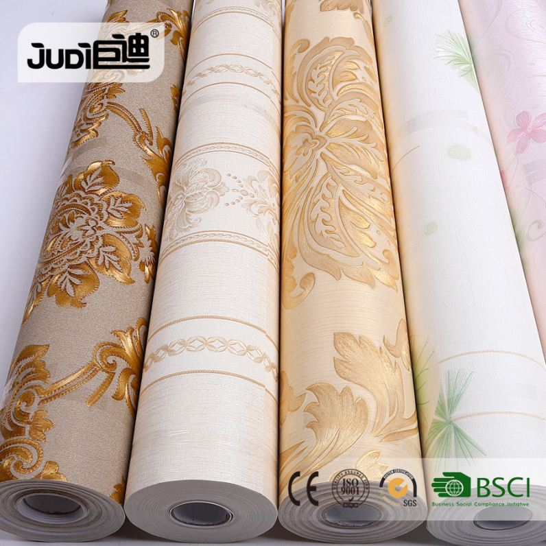 20 year professional factory good design wallpaper suppliers china