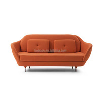 Latest Fashional Wool Fabric Fvan Sofa