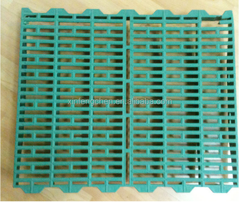 livestock plastic slat floor for pigs