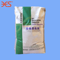Shanghai Dry Shake Powdered Color Hardener/Densifier for Concrete