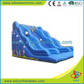 IC0184 Customized size and color giant inflatable slide for kids and adults