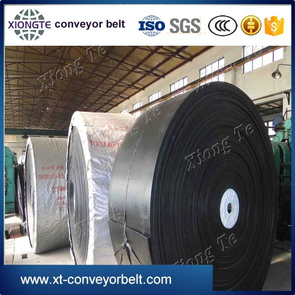 EP/NN fabric carcass endless rubber conveyor belt/annulr conveyor belting